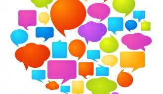 nuvoletta di fumetti – speech bubbles