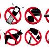 segnali di divieto – prohibited signs