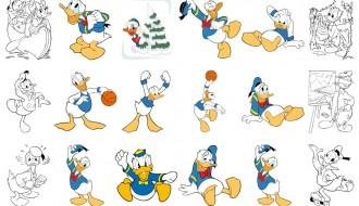 Paperino – Donald Duck_1