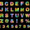alfabeto e numeri – alphabet and numbers_1