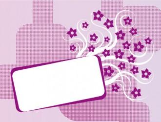 banner con fiori – floral banner_1
