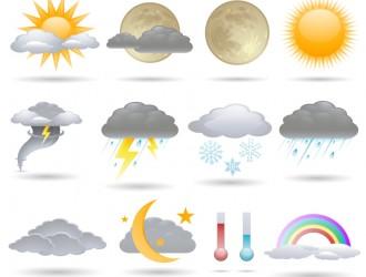 icone meteo – weather icon