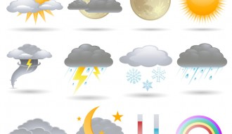 icone meteo – weather icon