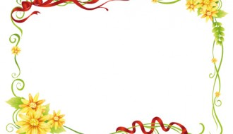 cornice floreale – floral frame_6
