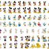 personaggi Disney – Disney characters_2