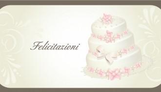 biglietto auguri matrimonio – happy wedding card