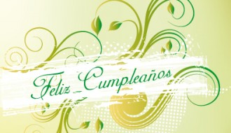 buon compleanno – feliz cumple – happy birthday card
