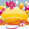 felicissimo compleanno – happy birthday