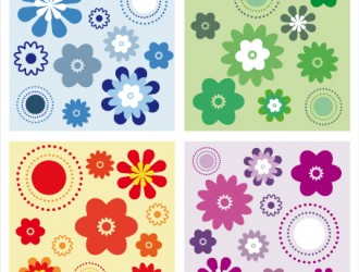 pattern floreali-floral pattern_5