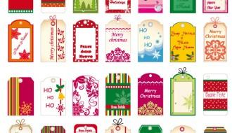 bigliettini di Natale – Christmas tickets