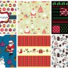 pattern natalizi – Christmas pattern