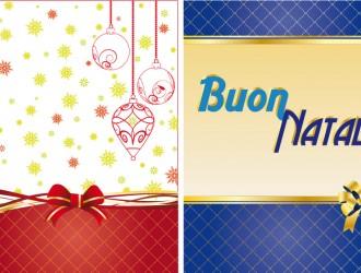biglietti Buon Natale – Merry Christmas cards