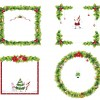 cornici natalizie – Christmas frames_1