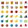 icone natalizie – Christmas icons_2