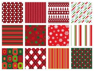 12 pattern Natale – Christmas pattern
