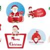 Babbo Natale – different Santa Claus
