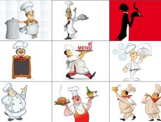 set di cuochi – chef series
