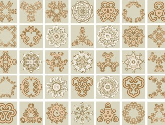 35 decorazioni – ornaments