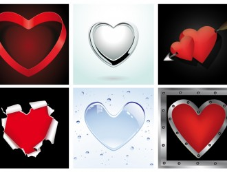 6 cuori – hearts