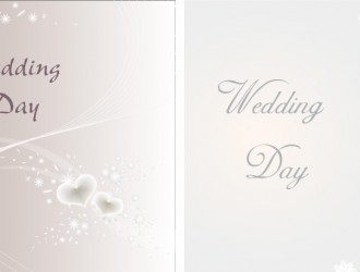 bigliettini matrimonio – wedding day cards