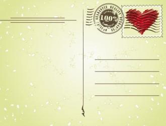 cartolina – postcard