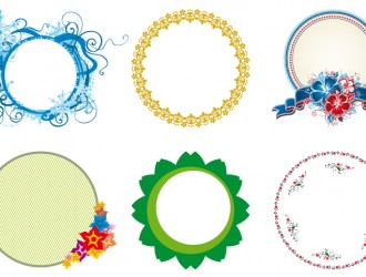cornici rotonde – round frames