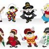 maschere di Carnevale – Carnival masks