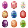 uova di Pasqua decorate – decorated Easter Eggs_1