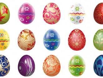 uova di Pasqua decorate – decorated Easter Eggs_1