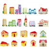 palazzi e case – buildings and houses