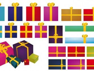 regali colorati – colorful gifts