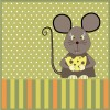 topo con formaggio – mouse with cheese_01