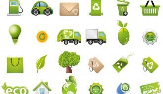 24 icone ambiente – environmental icons