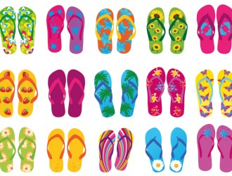 15 infradito – flip-flops