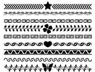 pattern decorativi – ornamental pattern