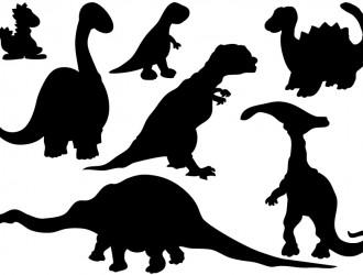 sagome dinosauri – dinosaurs