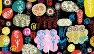 sfondo floreale – floral background_10