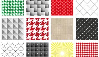 12 pattern geometrici – geometric pattern