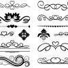 14 decorazioni cuori – hearts ornaments