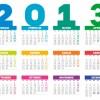 calendario 2013 – calendar