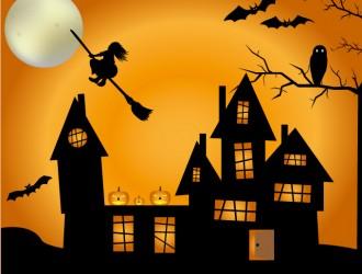 casa Halloween – Halloween house