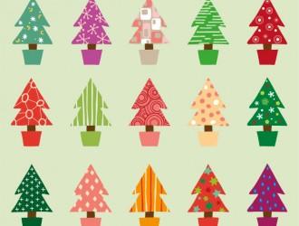15 alberi Natale – Christmas Trees
