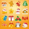 24 icone Natale – Christmas icons
