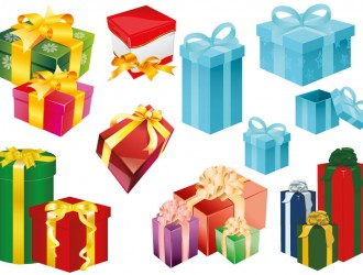 16 scatole regali – gifts boxes