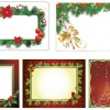 5 cornici Natale – Christmas frames