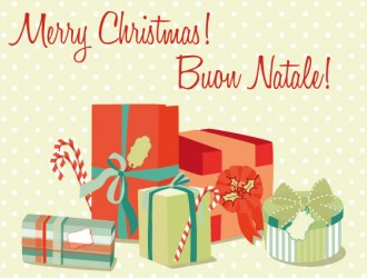 5 regali Buon Natale – gifts Merry Christmas