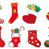 8 calze di Natale – Christmas stocking