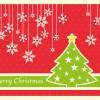 Merry Christmas card – bigliettino Natale