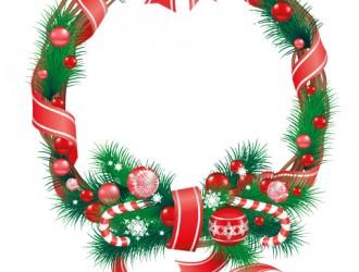 ghirlanda natalizia – Christmas garland