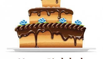 happy birthday choco cake – buon compleanno torta
